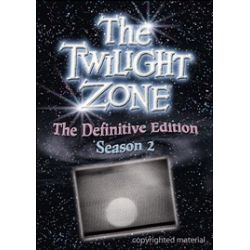 Twilight Zone: Season 2 (Image) (DVD 1960)