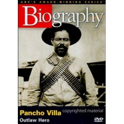 Biography: Pancho Villa (DVD 1997)