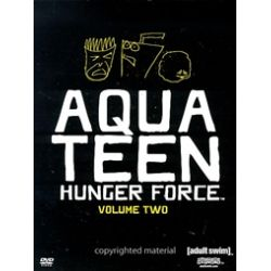 Aqua Teen Hunger Force: Volume 2 (DVD 2003)