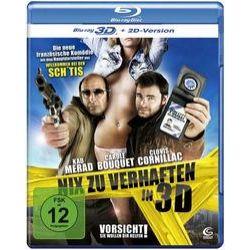Film: Nix zu verhaften - Vorsicht - sie wollen dir helfen! - 3D  von Eric Lavaine mit Kad Merad, Clovis Cornillac, Carole Bouquet