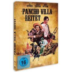 Film: Pancho Villa reitet  von William Douglas Lansford, Sam Peckinpah, Robert Towne von Buzz Kulik mit Yul Brynner, Robert Mitchum, Maria Grazia Buccella