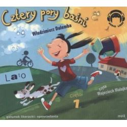 Cztery Pory Baśni. Lato, część 1 - książka audio na CD (CD) - Włodzimierz Dulemba