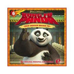 "Hörbücher: Kung Fu Panda 06 ""Mein großer Bruder Po"""
