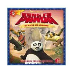 """Hörbücher: Kung Fu Panda 05 """"Die Rache des Nashorn"""""""