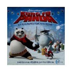 Hörbücher: Kung Fu Panda - Ein schlagfertiges Winterfest