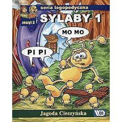 Kocham czytać, zeszyt 3 - Sylaby 1 (P i M) - Jagoda Cieszyńska