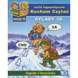Kocham Czytać Zeszyt 12 Sylaby 10 - Jagoda Cieszyńska