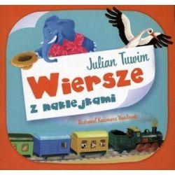Wiersze z naklejkami - Tuwim - Julian Tuwim
