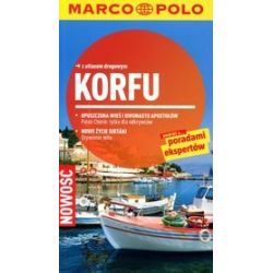 Korfu. Przewodnik Marco Polo z atlasem drogowym