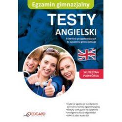Angielski. Egzamin gimnazjalny - Testy