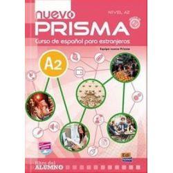 Nuevo Prisma nivel A2. Podręcznik + CD audio - Maria Jose Gelabert