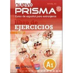 Język hiszpański. Nuevo Prisma nivel A1 Ćwiczenia, szkoła średnia