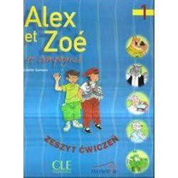 Język francuski. Alex et Zoe 1 - ćwiczenia, klasa 1, szkoła podstawowa - Samson Colette