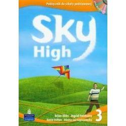 Język angielski. Sky High 3 - podręcznik, klasa 6, szkoła podstawowa - Brian Abbs, David Bolton, Ingrid Freebairn
