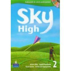 Język angielski. Sky High 2 - podręcznik, klasa 5, szkoła podstawowa - Brian Abbs, David Bolton, Ingrid Freebairn