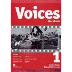 Język angielski, Voices 1- ćwiczenia, część 1, gimnazjum - Katherine Bilsborough, Steve Bilsborough