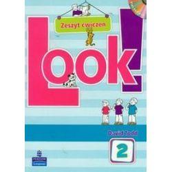 Język angielski. Look! 2 - ćwiczenia, klasa 4-6, szkoła podstawowa - Steve Elsworth, Jim Rose, Małgorzata Tetiurka