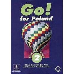 Język angielski, Go! for Poland 2 - podręcznik, klasa 4-6, szkoła podstawowa - Steve Elsworth, Diane Hall, Ilona Kubrakiewicz