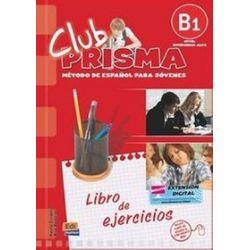 Język hiszpański. Club Prisma B1 - ćwiczenia, gimnazjum - Paula Cerdeira, Romero Ana