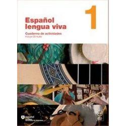 Język hiszpański. Espanol lengua viva 1 Ćwiczenia + 2CD, szkoła średnia
