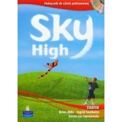 Język angielski, Sky High Starter - podręcznik, klasa 4-6, szkoła podstawowa - Brian Abbs, Ingrid Freebairn, Dorota Łoś-Sapiejewska