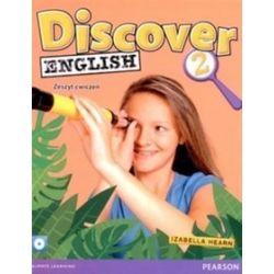 Język angielski, Discover english 2 - ćwiczenia, klasa 4-6, szkoła podstawowa - Izabella Hearn