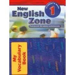 Język angielski. New English Zone 1 Students Book Podręcznik + zeszyt do słówek, szkoła podstawowa - Rob Nolasco