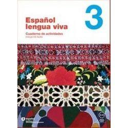 Język hiszpański. Espanol lengua viva 3 ćwiczenia + CD audio i CD ROM, szkoła średnia