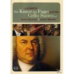 Musik: Die Kunst Der Fuge  von Eszter Petrovics von Anner Bylsma, Keller Quartett, Keller Quartet