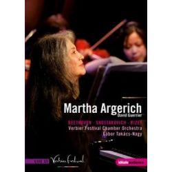 Musik: Live at Verbier Festival  von Martha Argerich