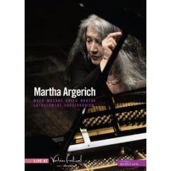 Musik: Martha Argerich Live At Verbier Festival  von Martha Argerich