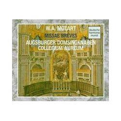 Musik: Missae Breves KV49,194,220/+  von R. Kammler, CLLA
