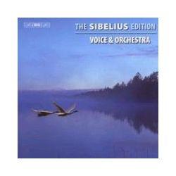 Musik: Sibelius-Edition vol. 3:Werke f.Gesang u.Orchester  von Järvi, Juntunen, Häggander