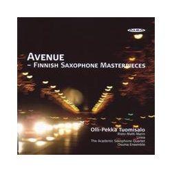 Musik: Avenue  von Toumisalo, Linea, Marin, Osuma, Academic Saxophone Ens