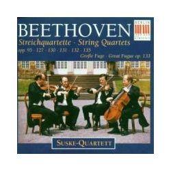 Musik: Streichquartette op.130-133/+  von Suske,K.,Peters,K.,Dommus,K.-H.,Pfaender