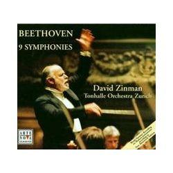 Musik: Sämtliche Sinfonien 1-9 (GA)  von David Zinman, TOZ