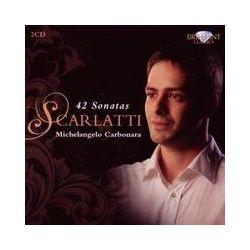 Musik: Scarlatti: Piano Sonatas  von Michelangelo Carbonara
