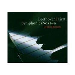 Musik: Sämtliche Sinfonien 1-9 (GA) (Klaviertranskr.)  von Cyprien Katsaris