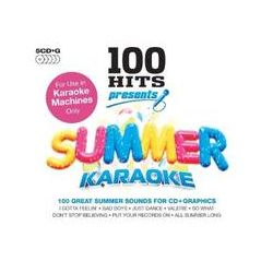 Musik: 100 Hits Presents Summer Karaoke  von Karaoke