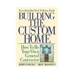 Home you sprawd str 14 z 615 for How to be your own general contractor