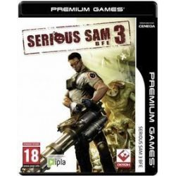 Serious Sam 3 (Premium Games) (PC) DVD