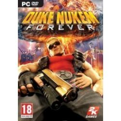 Duke Nukem Forever (PC) DVD
