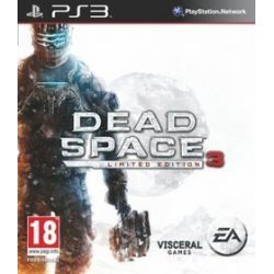 Dead Space 3: Limited Edition (PS3) Blu-ray Disc