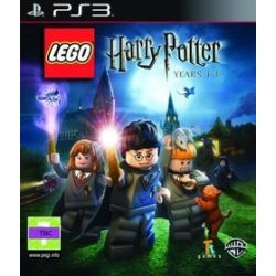 LEGO: Harry Potter Lata 1-4 Essentials (PS3) Blu-ray Disc