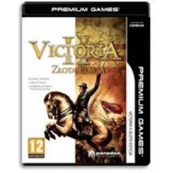 Victoria II: Złota edycja (Premium Games) (PC) DVD