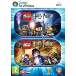 LEGO: Harry Potter Bundle Pak (PC) DVD