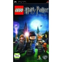 LEGO: Harry Potter 1-4 Essential (PSP) UMD Video