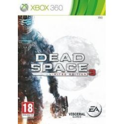Dead Space 3: Limited Edition (Xbox 360) DVD