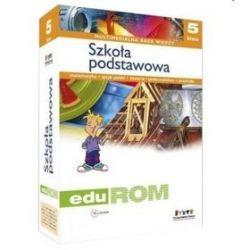 Szkoła podstawowa klasa 5 (zestaw 4 przedmiotów) CD-ROM
