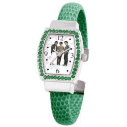 "Disney Damen-Armbanduhr May Birthstone ""Jonas Brothers"" 0914BG0005-19"